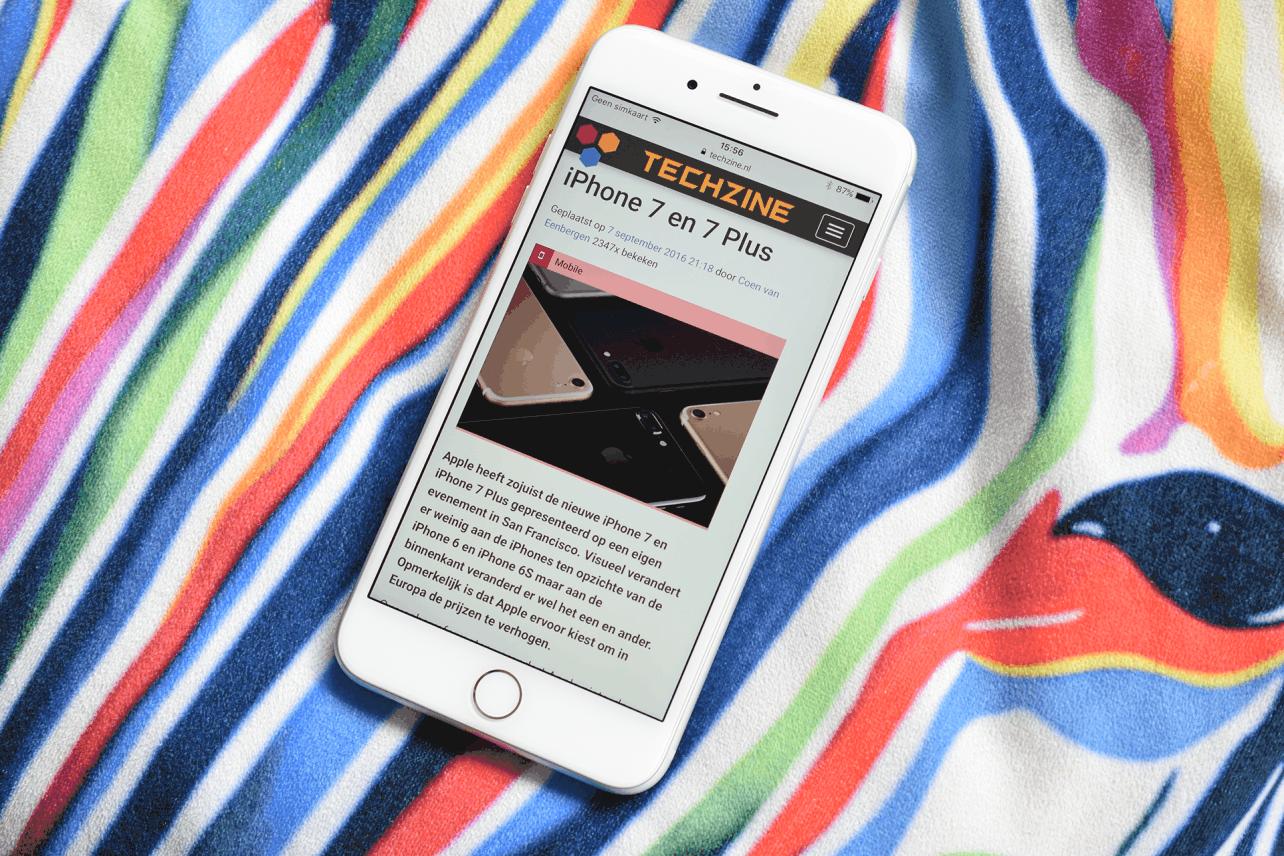 Review: Apple iPhone 7 & iPhone 7 Plus – Saaie update?