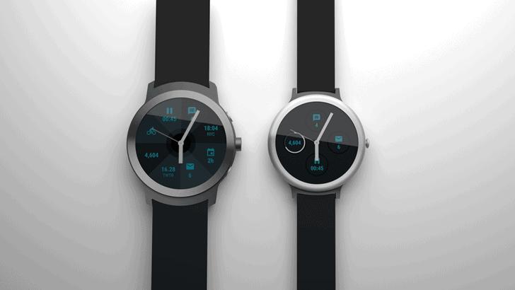 'Google komt in 2017 met eigen smartwatch'