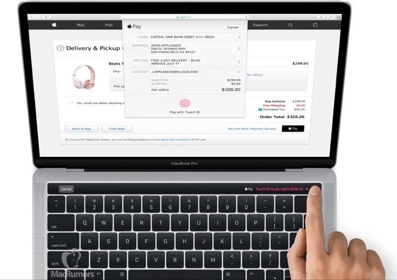 KGI: iPhone 8 krijgt zelfde touchbar als MacBook