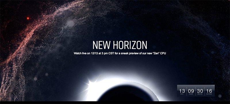 AMD toont 13 december eerste preview van Zen-processor