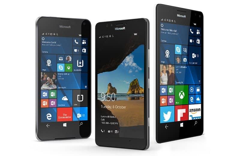 'Microsoft wil mobiele divisie nieuw leven inblazen met nieuwe software en hardware'