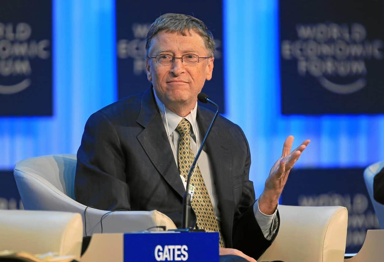 Bill Gates vertrekt uit raad van bestuur Microsoft