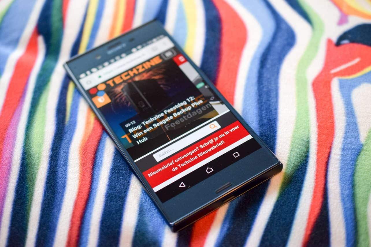Review: Sony Xperia XZ smartphone
