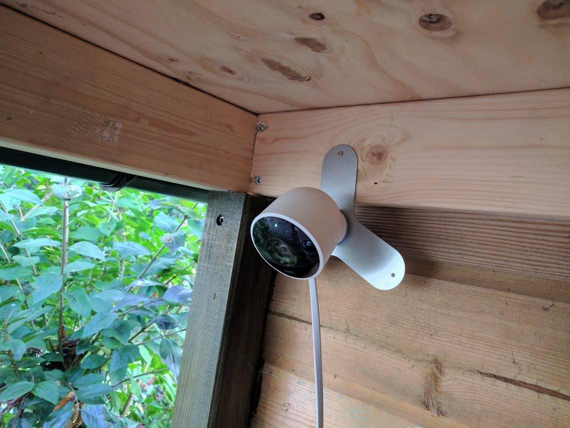 Review: Nest Cam Outdoor
