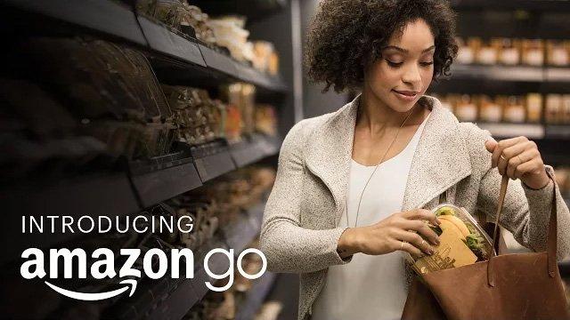 Amazon komt met supermarkt van de toekomst zonder kassa's