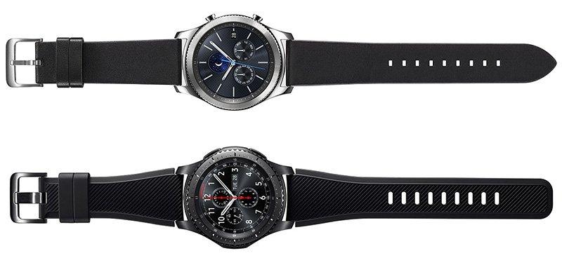 Samsung Gear S3 smartwatch vanaf morgen te koop