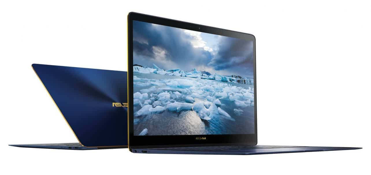 Asus onthult ZenBook 3 Deluxe