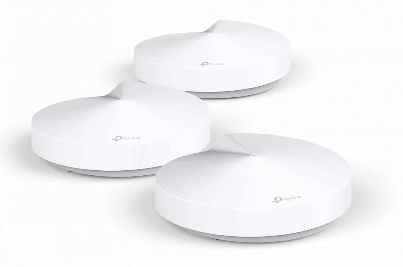 TP-Link lanceert Deco M5-lijn mesh wifi-producten