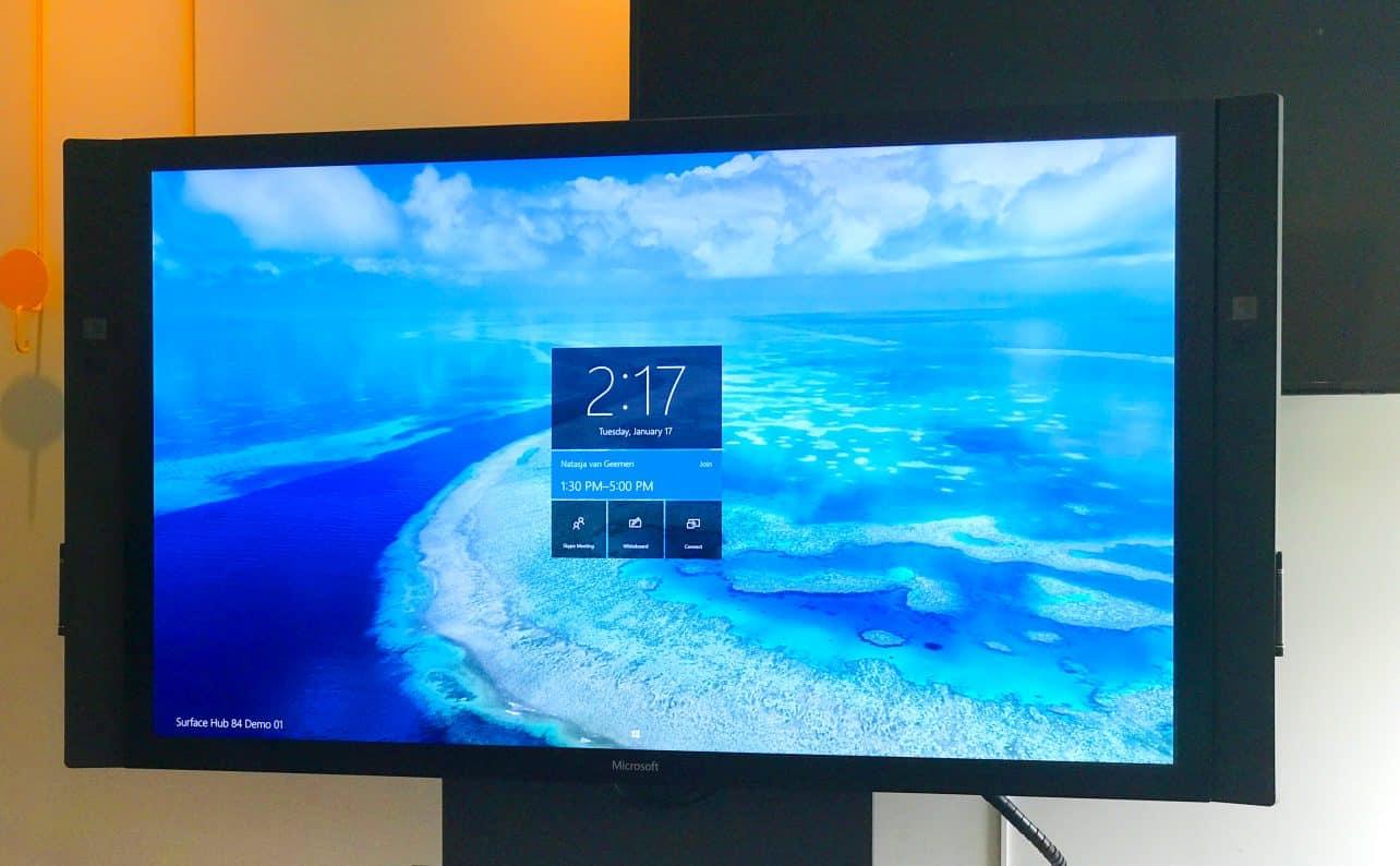 Review: Microsoft Surface Hub