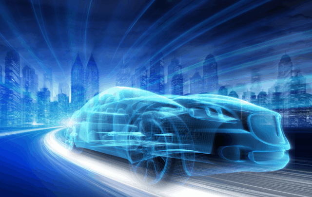 29% van alle verkochte auto's beschikt over een internetverbinding