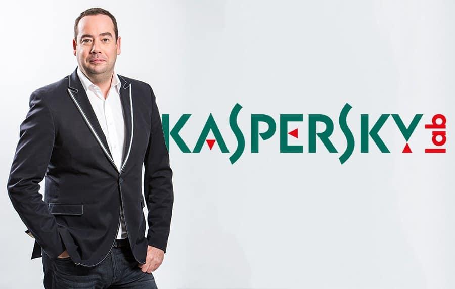 Interview met Martijn van Lom van Kaspersky Lab