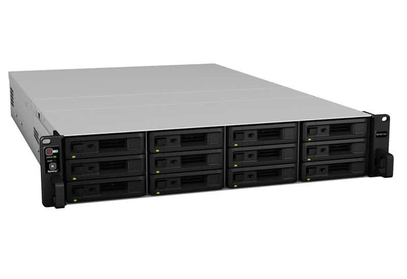 Synology introduceert nieuwe RackStations RS18017xs+ en RS4017xs+