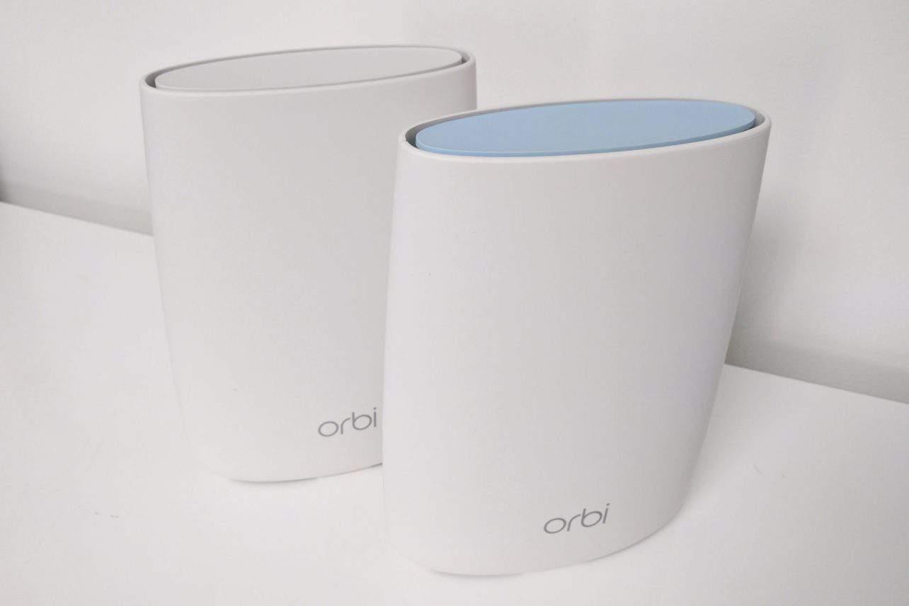 Netgear onthult nieuwe Orbi-meshrouter RBK50 met wifi 6