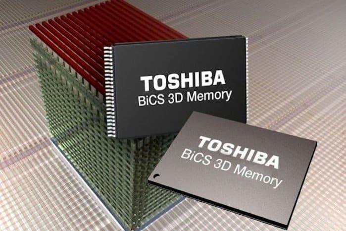 Apple, Amazon & Google willen chipafdeling Toshiba overnemen