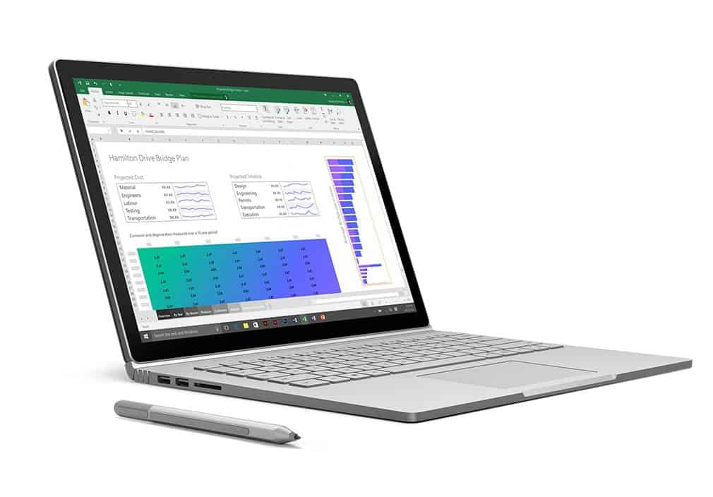 'Microsoft Surface-pc's significant minder betrouwbaar'