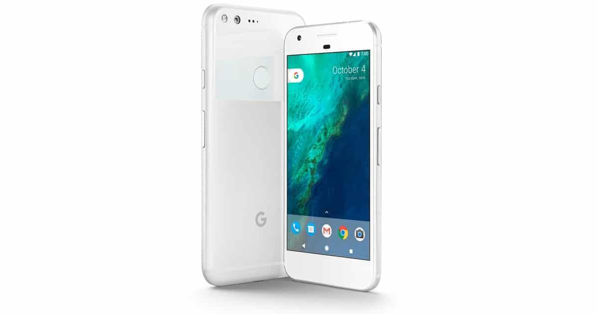 'Google Pixel XL2 krijgt zeer dunne schermranden'