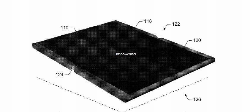 Microsoft krijgt patent voor opvouwbare smartphone