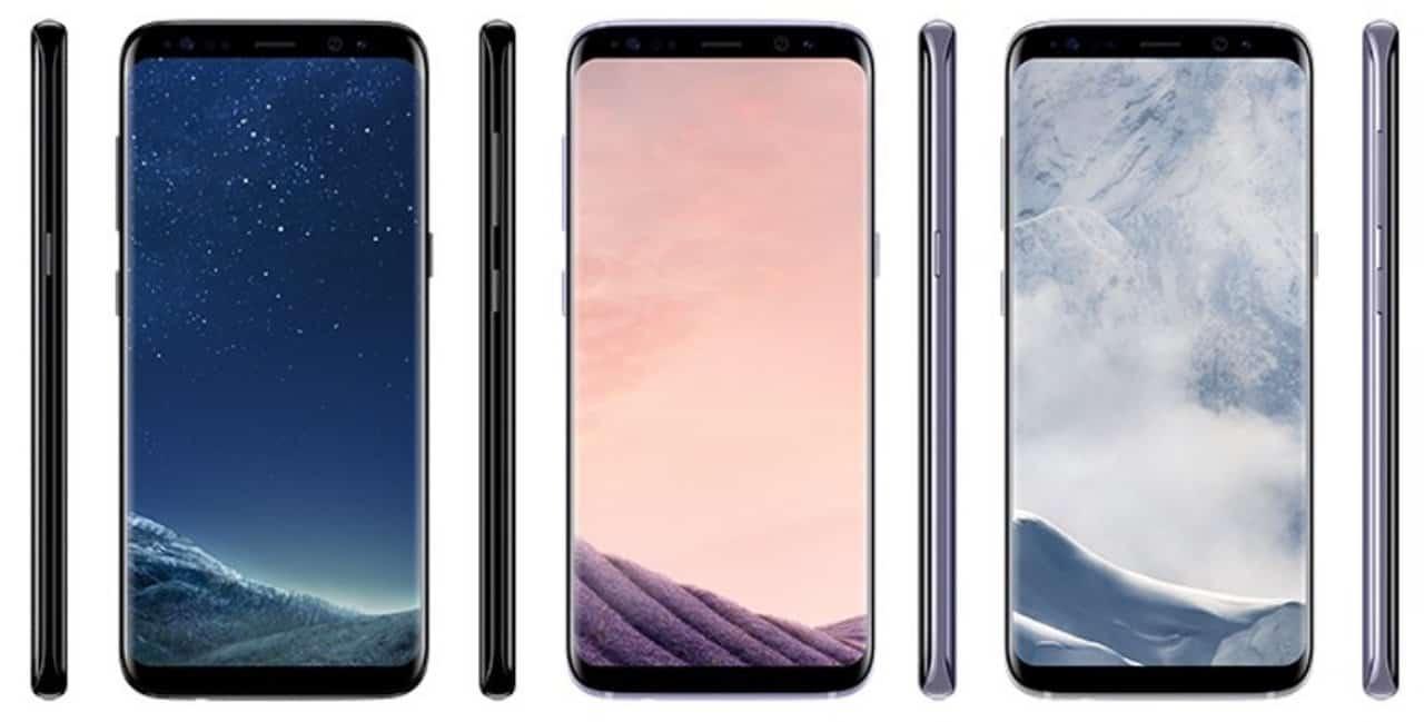 Irisscanner Samsung ook met foto ogen voor de gek te houden