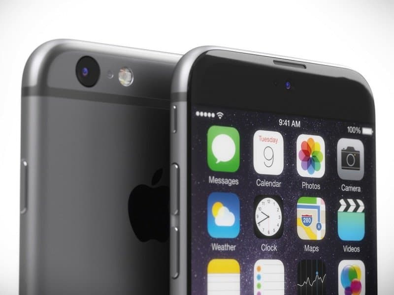 Apple wisselt mogelijk naar groot en duur 5,8-inch OLED-paneel voor iPhone 8