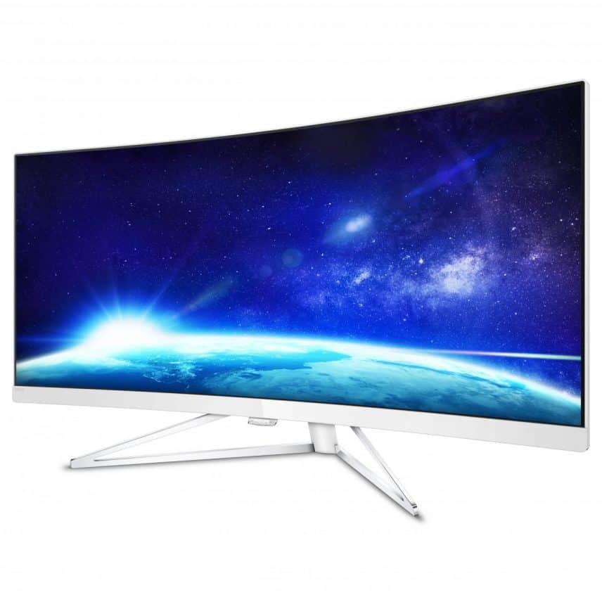 Philips brengt nieuw curved ultrawide scherm van 34 inch op de markt