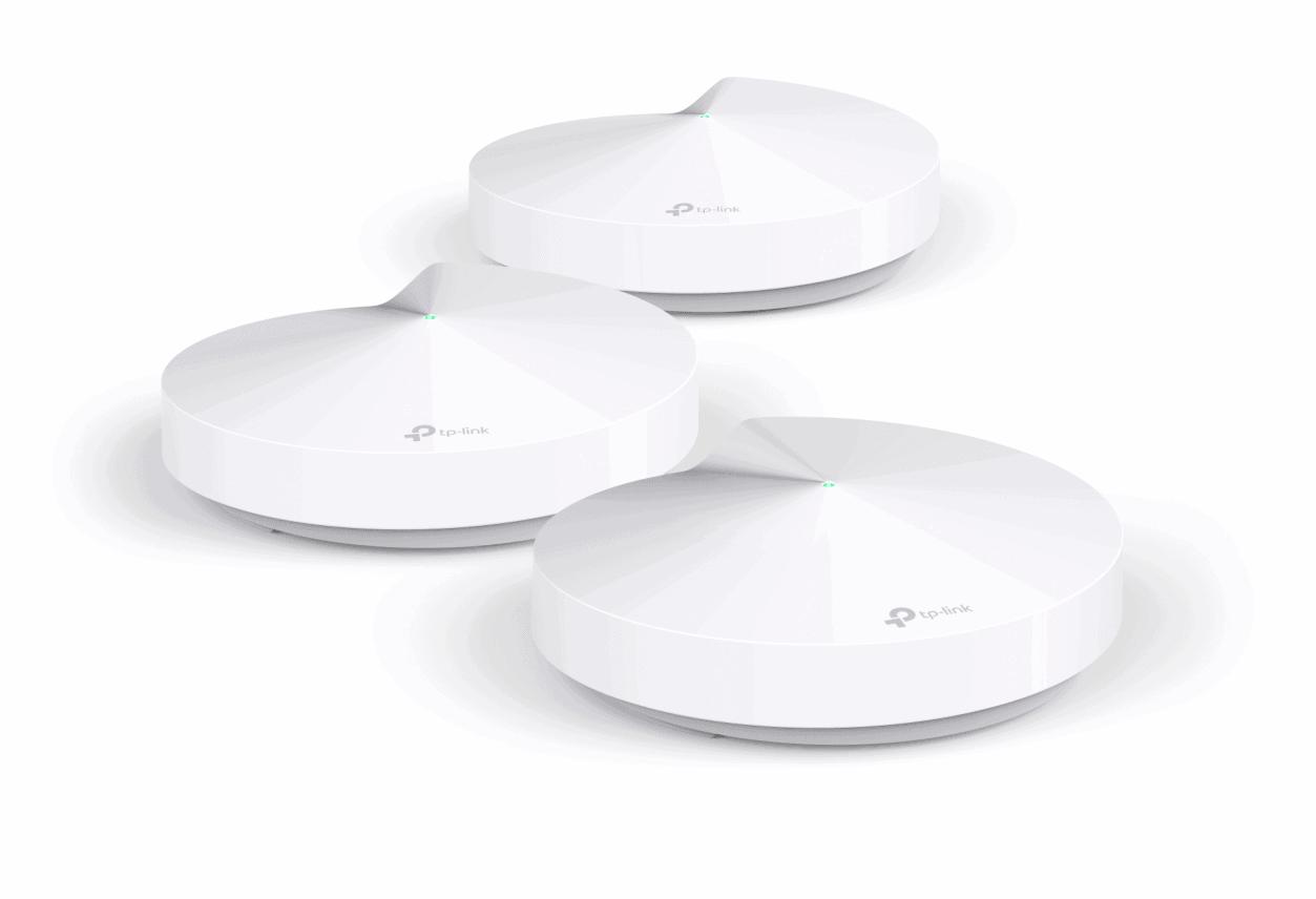 TP-Link Deco M5 multiroom wifi mesh-systeem vanaf 15 mei te koop