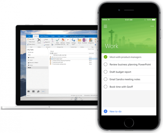 Microsoft vervangt Wunderlist door To-Do