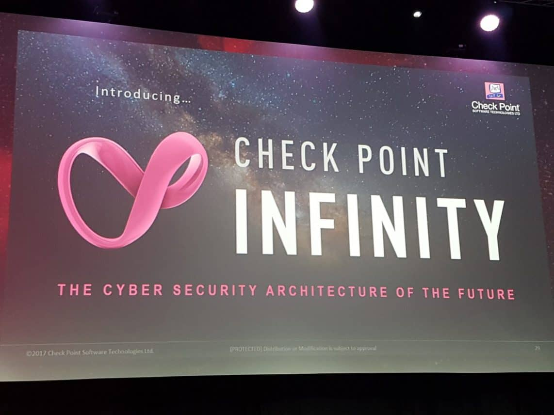 Check Point lanceert Infinity Next