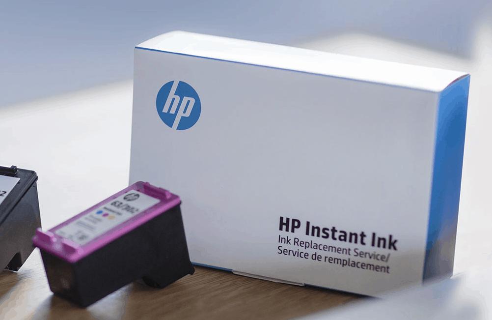 HP introduceert Instant Ink-abonnementen voor consumenten en zzp'ers