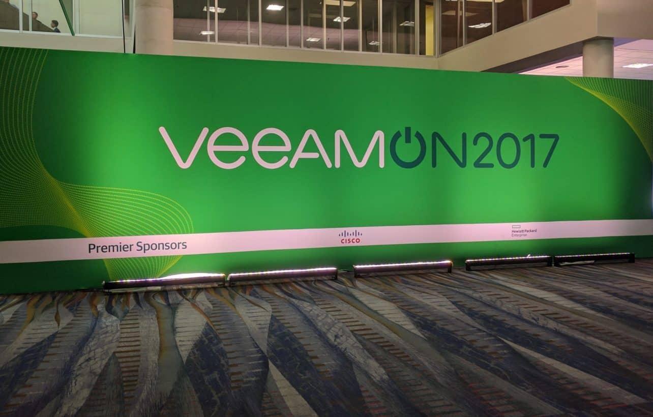 VeeamON 2017: Veeam Software wordt een 'cloud company'