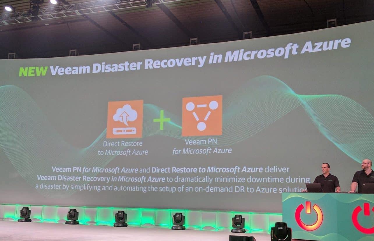 Veeam zet integratie van Microsoft-diensten verder door