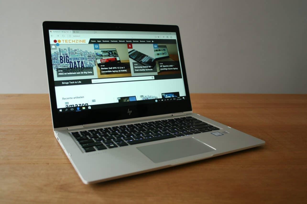 Review: HP Elitebook x360 1030 G2