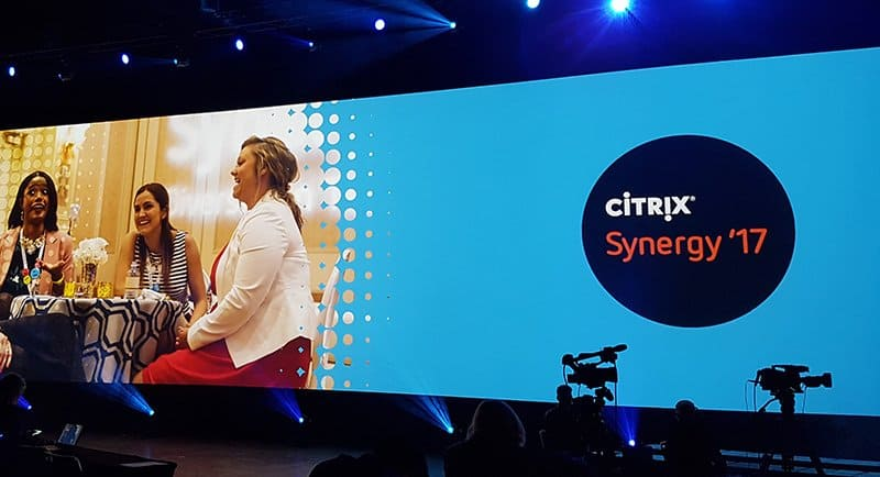Citrix Synergy 2017: Beveiliging, cloud en analytics