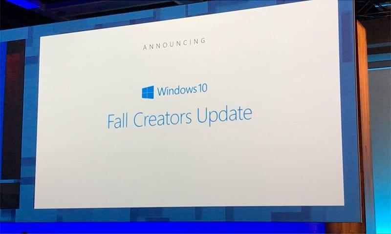 Releasedatum Windows 10 Fall Creators Update bekend