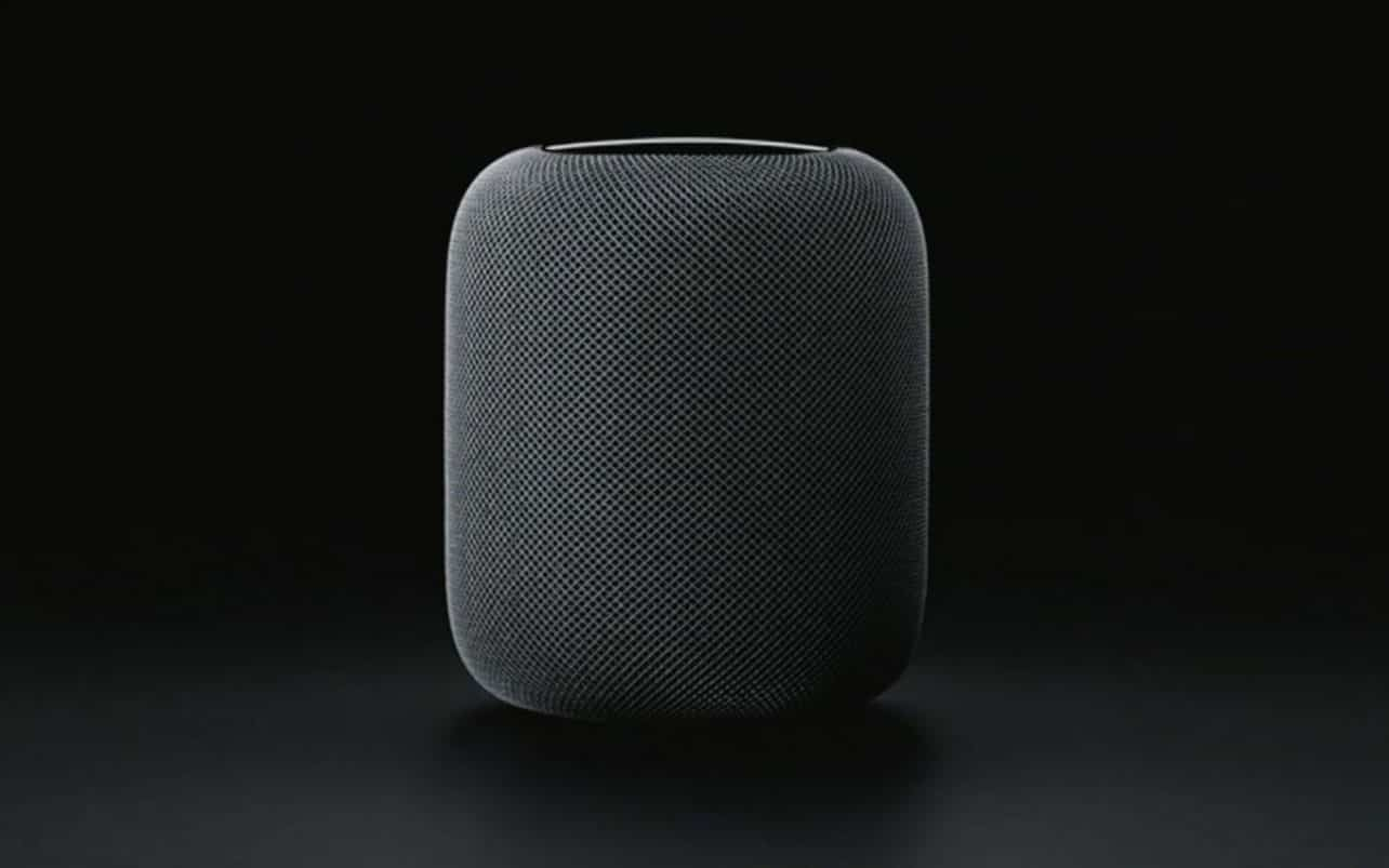 'Apple HomePod lijkt over een maand te verschijnen'
