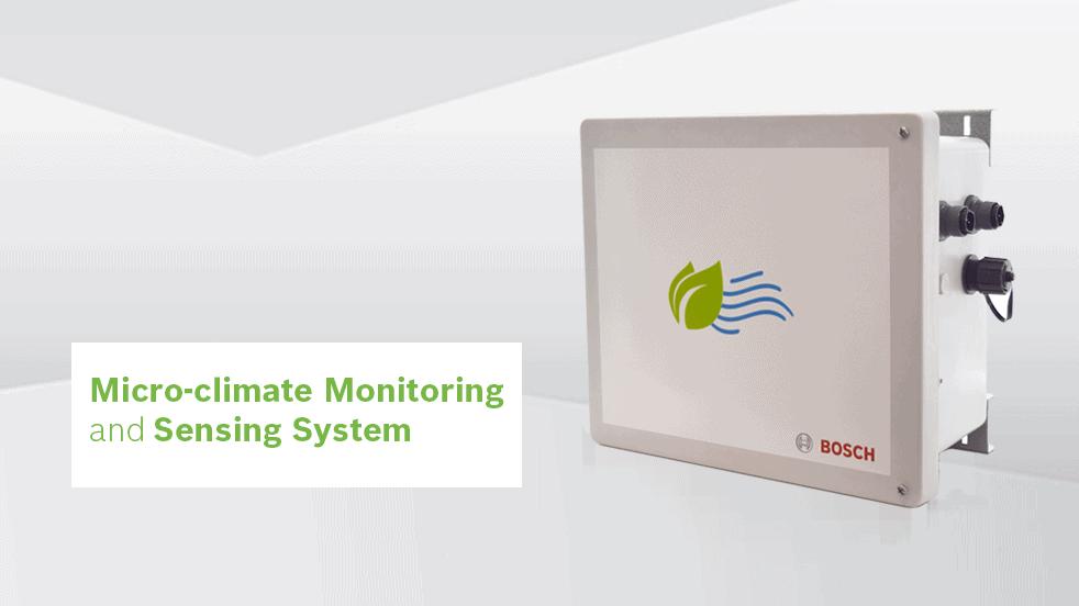 Bosch gaat luchtkwaliteit in smart cities monitoren met Intel IoT-architectuur