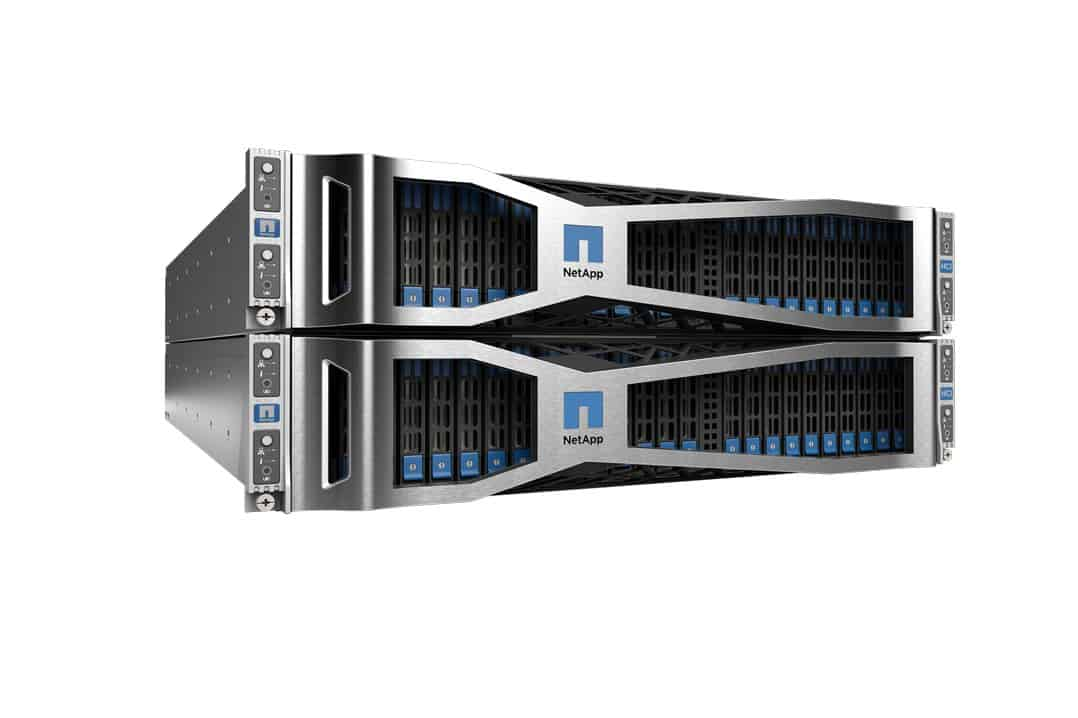 NetApp maakt HCI (Hyper-Converged Infrastructure) voor datacenters officieel