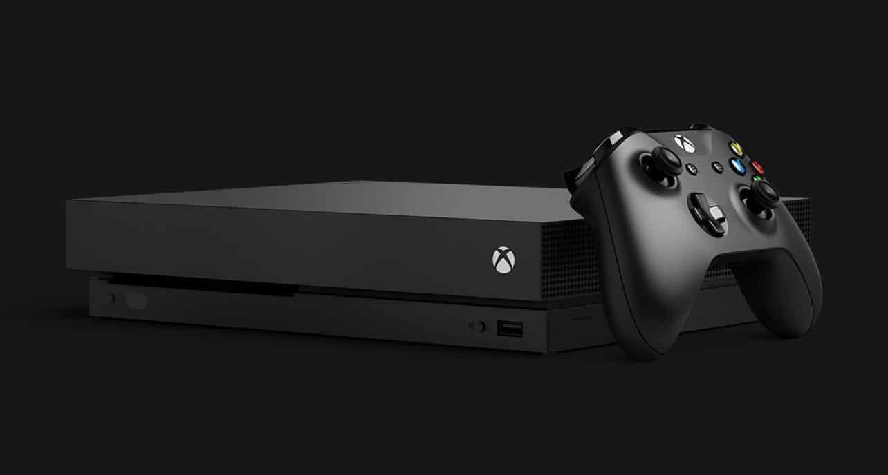 Microsoft presenteert de Xbox One X