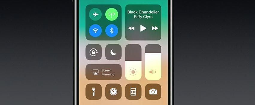 Apple-reclame toont per ongeluk bug van iOS 11