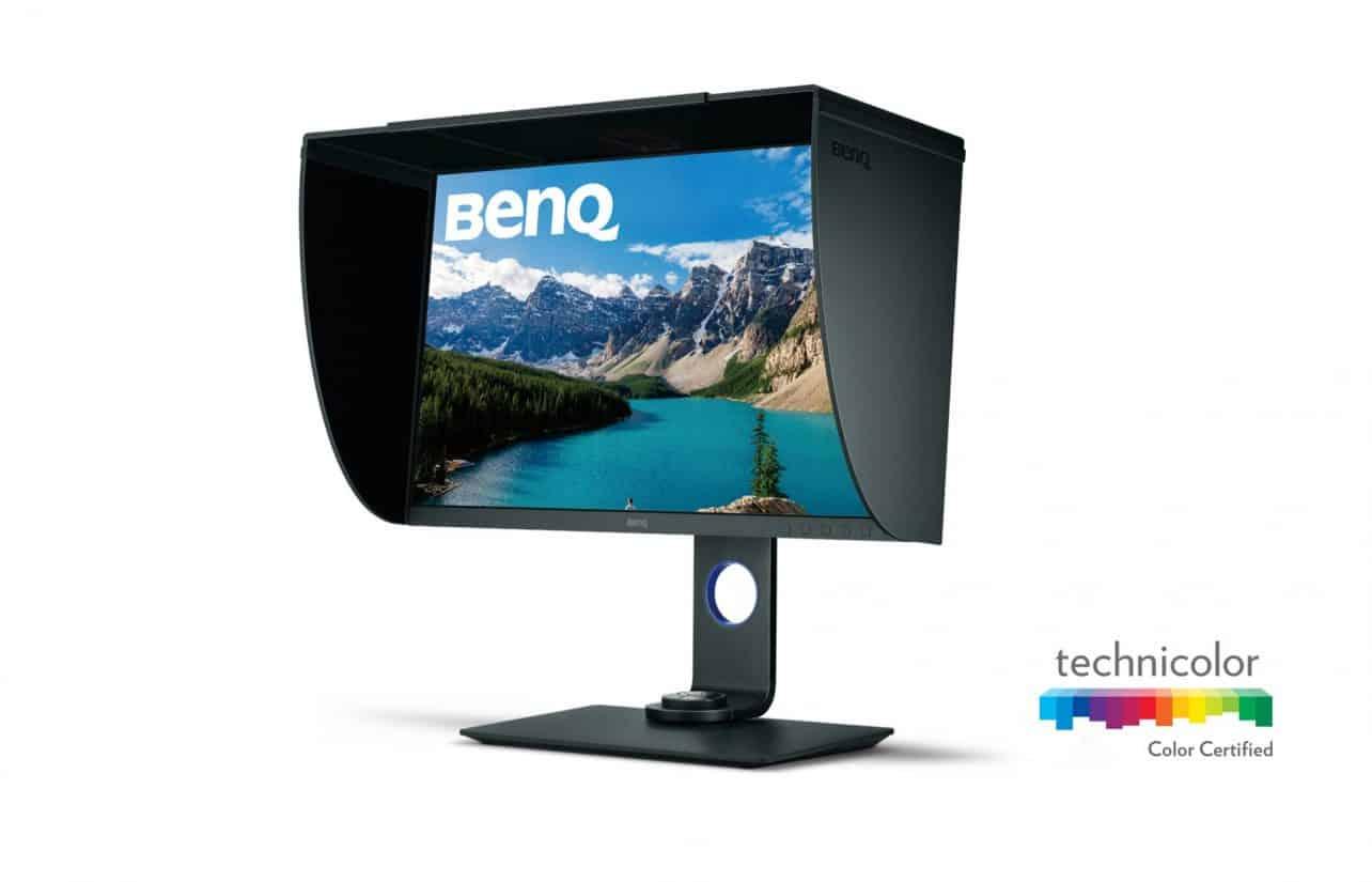 BenQ introduceert nieuwe 27″ 4K monitor