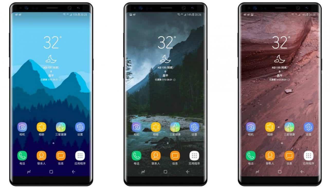 'Samsung Galaxy Note 8 vanaf 15 september in de winkel'