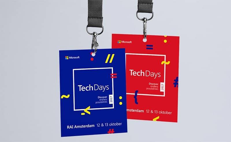 Techzine wederom mediapartner van het Microsoft TechDays-evenement