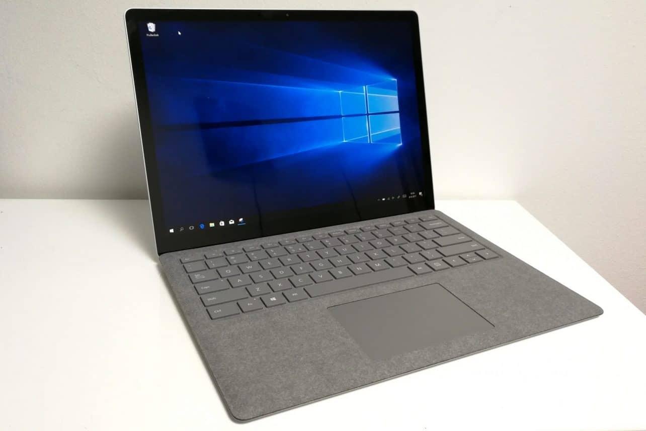 Review: Microsoft Surface Laptop – juweeltje van een laptop