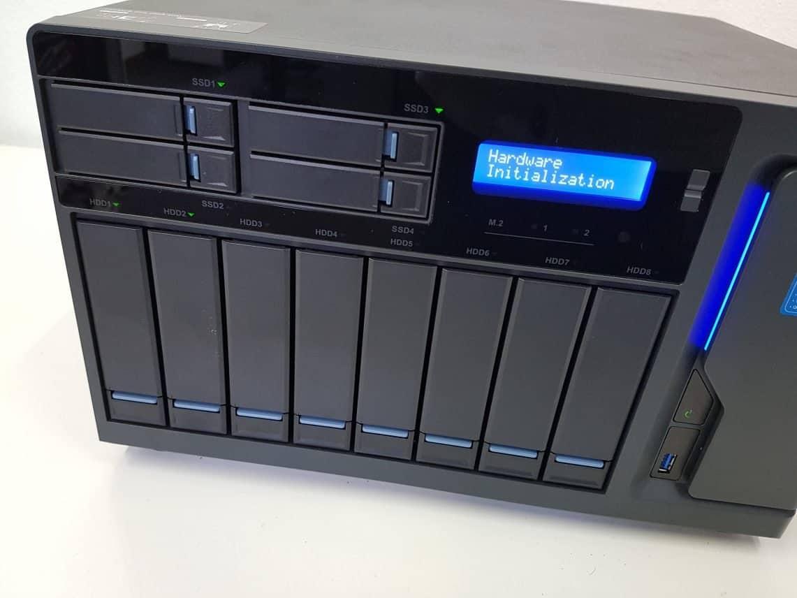 Review: QNAP TVS-1282T3 – De volgende generatie NAS-server