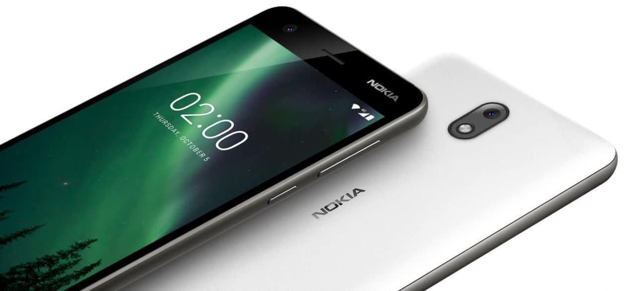 Nieuwe Nokia 2 is goedkoop en heeft forse accucapaciteit