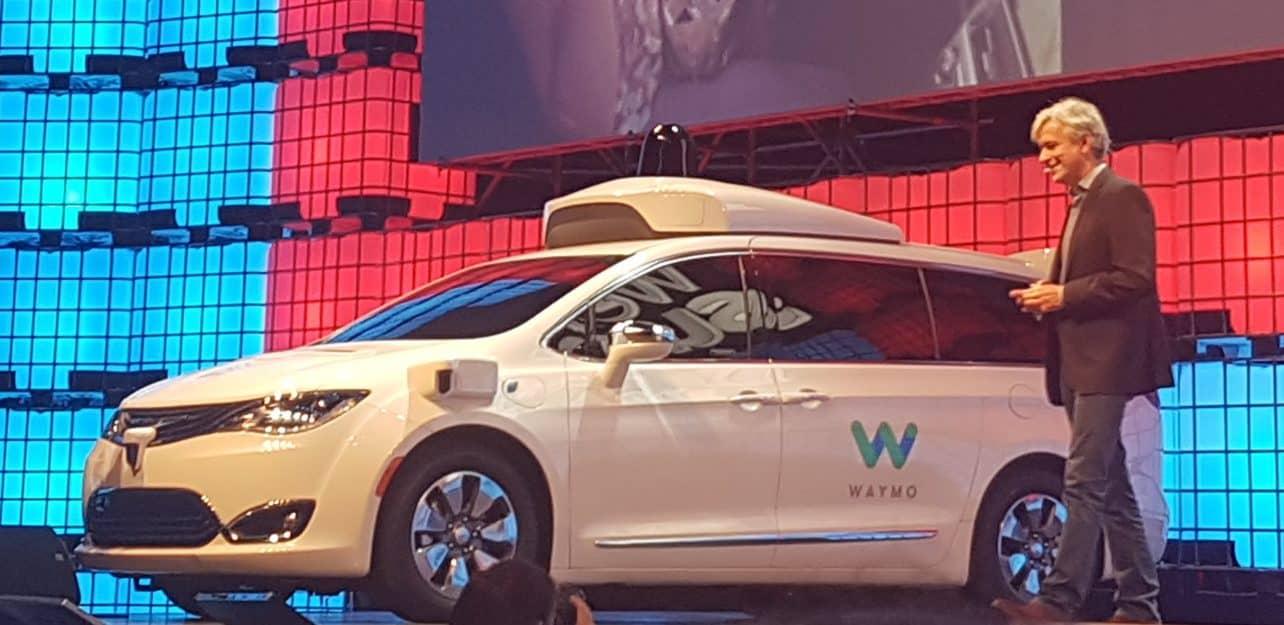Waymo voegt 62.000 zelfrijdende Fiat/Chrysler-voertuigen toe aan zijn vloot