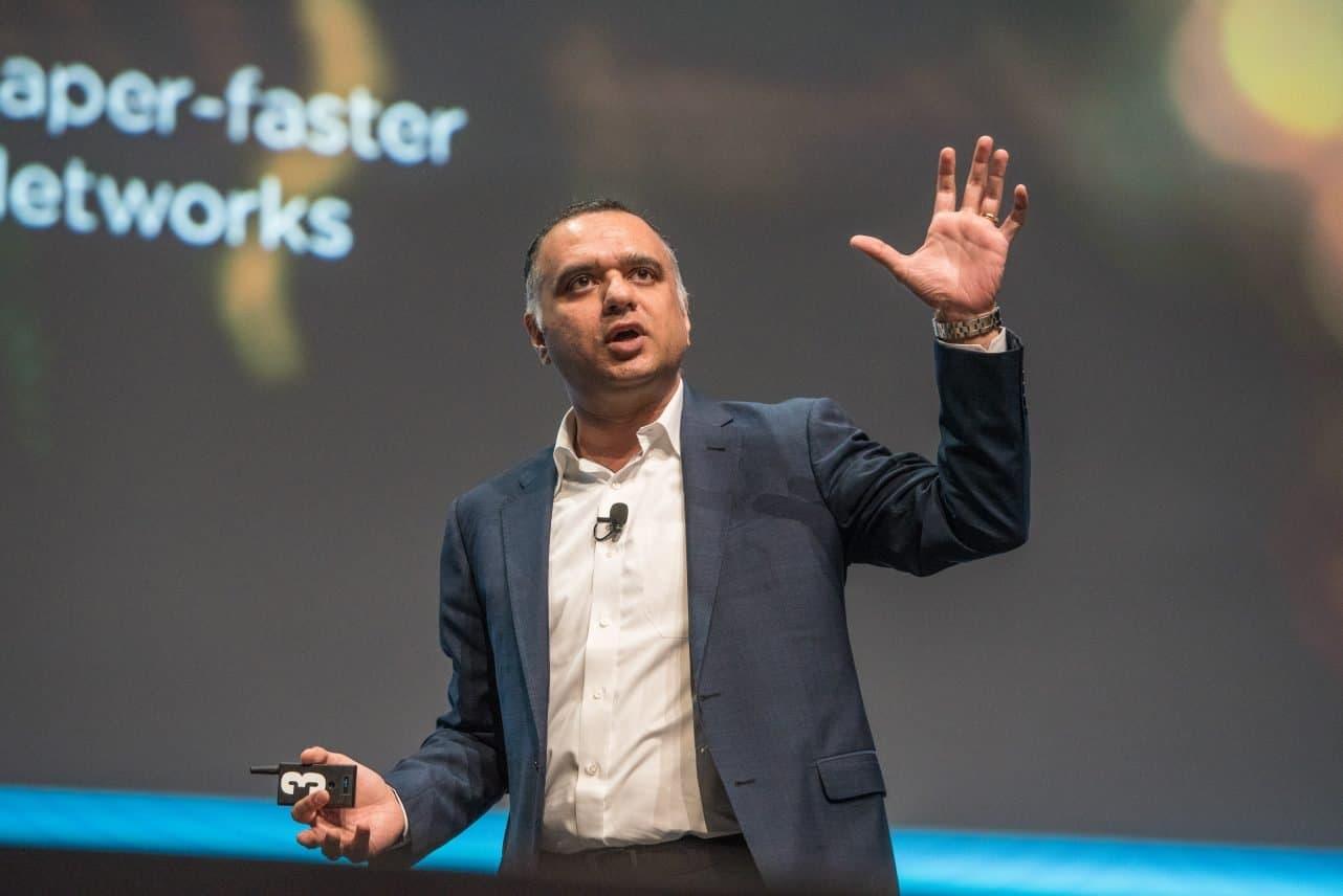 Nutanix-oprichter Dheeraj Pandey lanceert startup DevRev