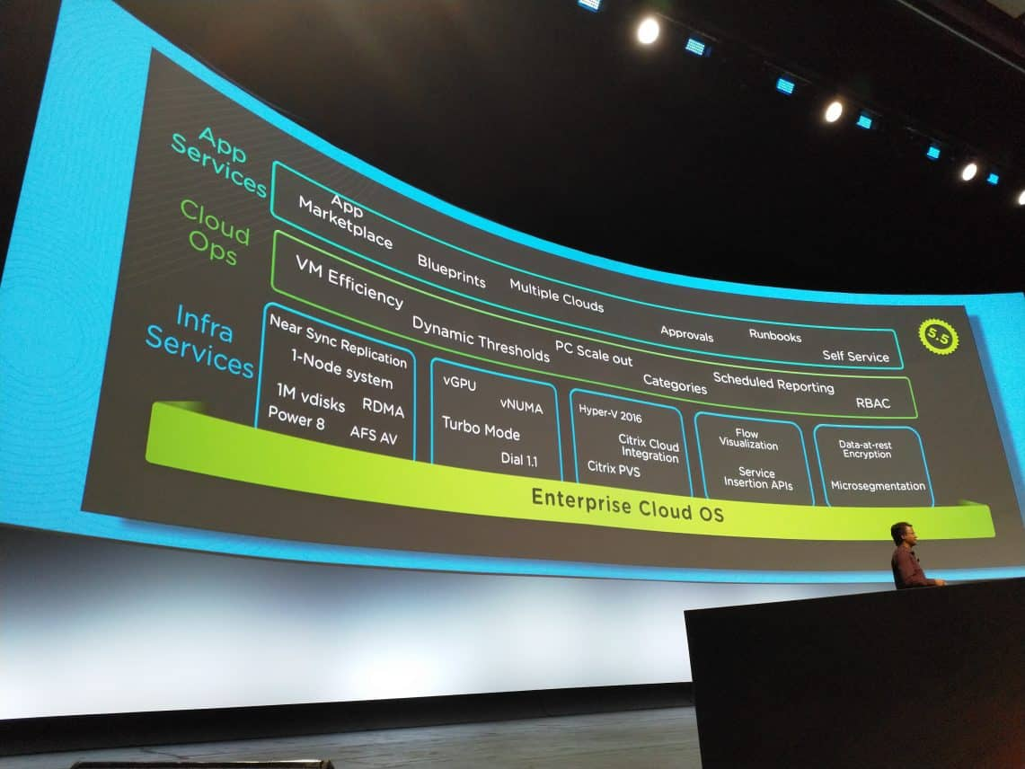 Nutanix komt met nieuwe diensten voor ontwikkelaars en extra workload-ondersteuning