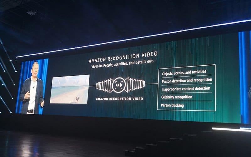 Amazon introduceert machine learning voor analyseren, herkennen en vertalen van tekst, spraak en video