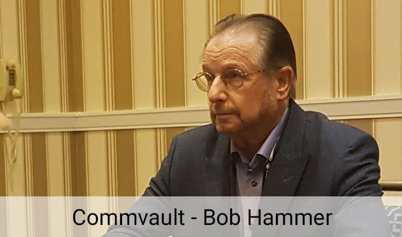 Commvault CEO over Veeam: We hebben de plank volledig misgeslagen