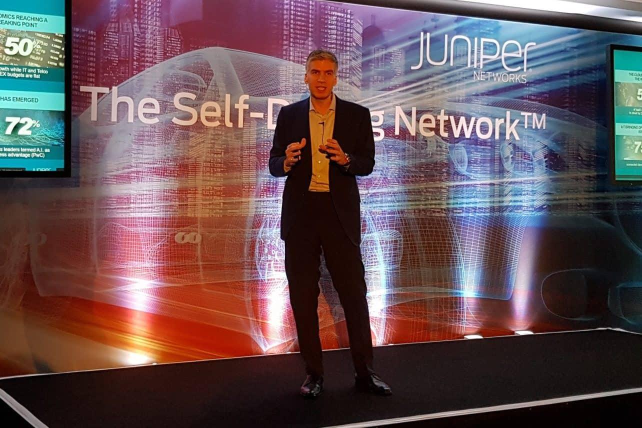 Juniper Networks nu sponsor van de World Robot Olympiad